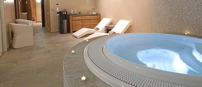 Residence Le Coeur des Loges - spa